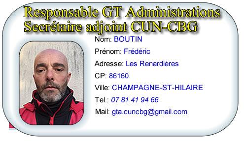 Cun Cbg Calendrier 2021 La CUN CBG   Composition CUN